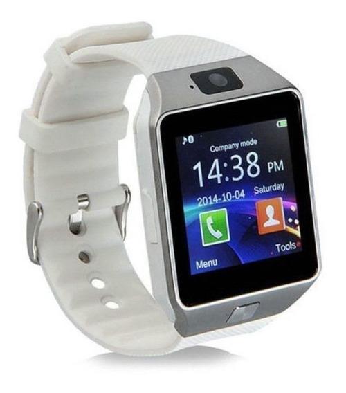 Dz09 Bluetooth Reloj Inteligente Cámara Sim Ranura Para Telé