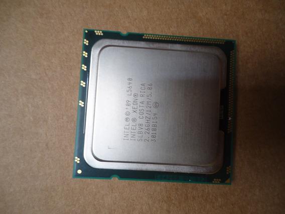 Processador Xeon L5640 12m Cache 2.26 Ghz 5.86 Servidor R610