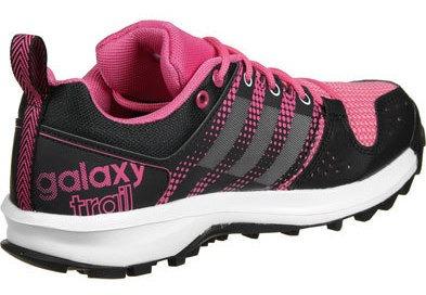 Zapatillas adidas Galaxy Trail Rosado
