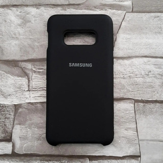 Capinha Aveludada Samsung Galaxy S8 S8+ S9+ S9 Plus S10 S10e