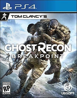 Tom Clancys Ghost Recon Breakpoint Playstation 4 Fisico
