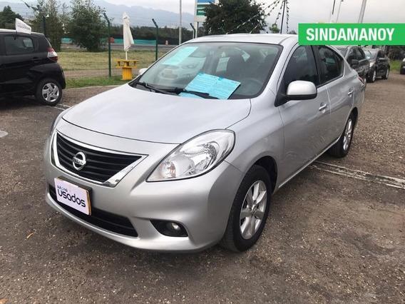 Nissan Versa Advance 1.6 Aut 2013 Mfu359