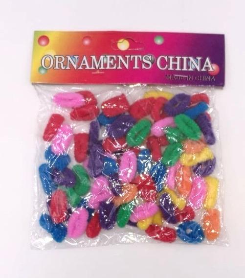 Gomitas Para Pelo De Colores Colitas Gran Variedad Variedad