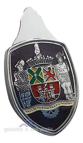 Imagem 1 de 4 de Emblema Brasão Capô Fusca Até 1966