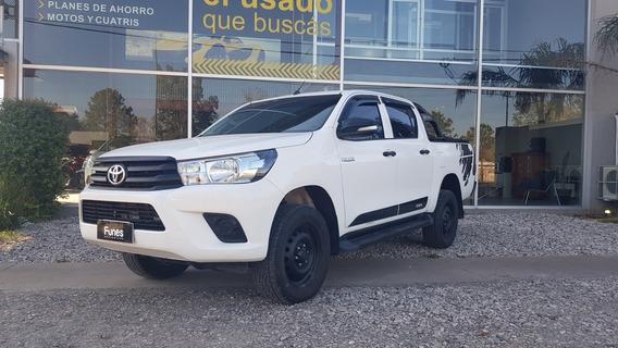 Toyota Hilux 2.4 Cd Dx 150cv 4x2 2017