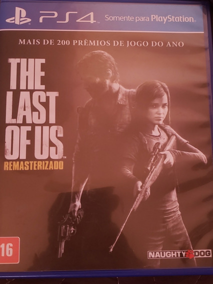 The Last Of Us. Ps4