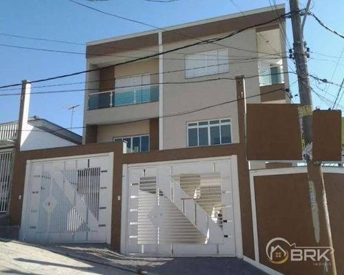 Imagem 1 de 19 de Sobrado Vila Esperança 2 Dormitórios Sendo 2 Suítes, 2 Vagas, 120 M² - So0860