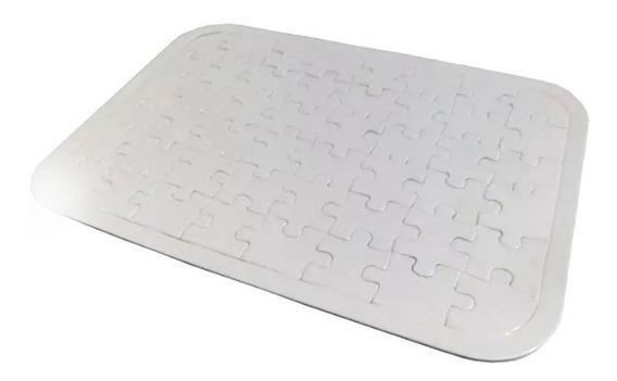 50 Rompecabezas Carton 54 Pz Sublimable Sublimacion Sublimar
