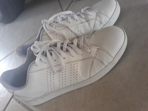 Tenis adidas Branco, Modelo Neo, Usado