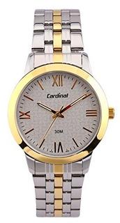 Reloj Analógico De Cuarzo Cardinal