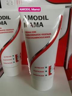 Crema Amodil Mamá Previene Estrías, Manchas Y Flaccidez 120g