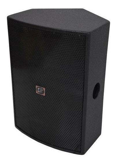 Caixa Acústica Eco Som Monitor Médio Porteup212 Passiva