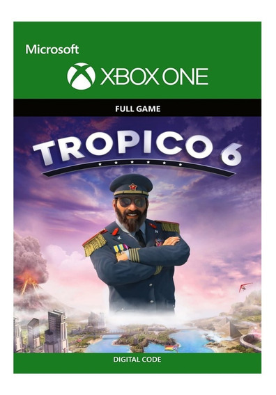 Tropico 6 - Game Preview - Código 25 Dígitos - Xbox One
