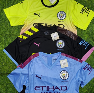 Camisas Manchester City Originais - 2019/2020