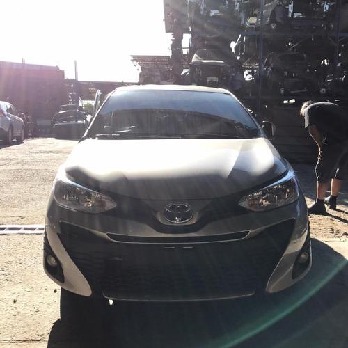Sucata Toyota Yaris 2019/2019 Flex 101cvs