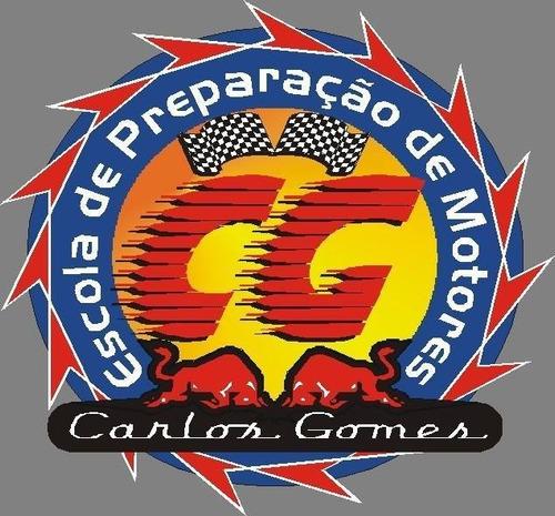 Imagem 1 de 10 de Curso De Preparação De Motores Piloto Carlos Gomes