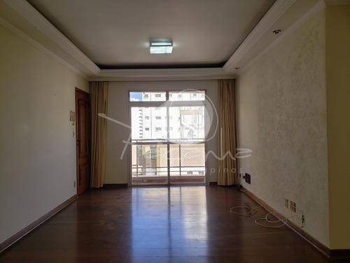 Apartamento Para Venda No Cambuí Em Campinas - Imobiliária Em Campinas - Ap02782 - 33612461