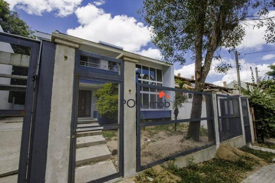 Casa Residencial À Venda E Locação, No Bairro Ipanema, Porto Alegre. - Ca0398