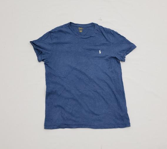 Playera Polo Ralph Lauren Mediana Azul