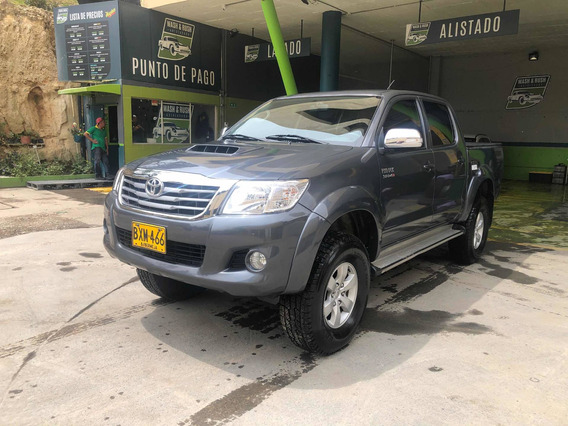 Toyota Hilux 3.0 D4d A/t