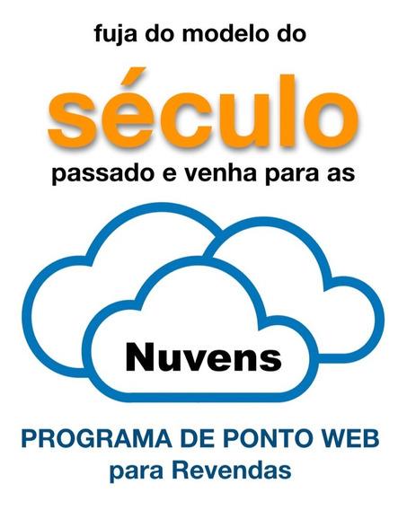 Programa E Sistema De Relogio Ponto Web - P/ Revenda