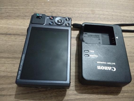 Câmera Canon Powershot Sx620hs - Wifi