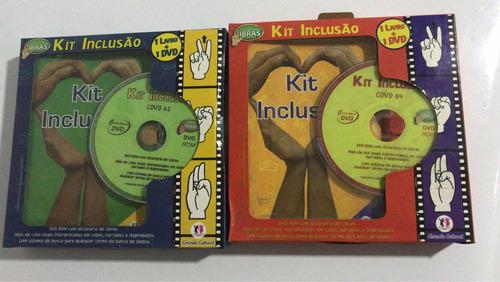 Kit Inclusão Libras + Dvd