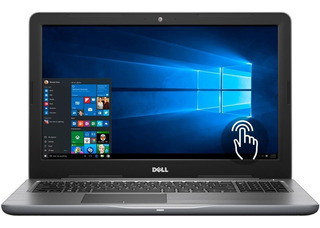 Notebook Dell Inspiron 15.6 Touch Amd Fx 16gb Ram 1tb Hdd