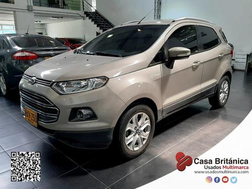 Ford Ecosport Titanium Automatica 4x2 Gasolina
