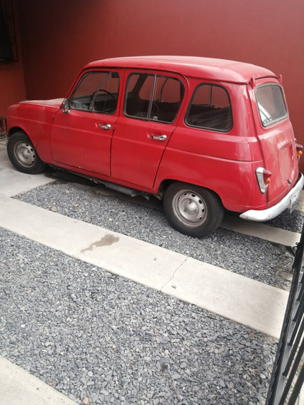 Renault 4l 1976