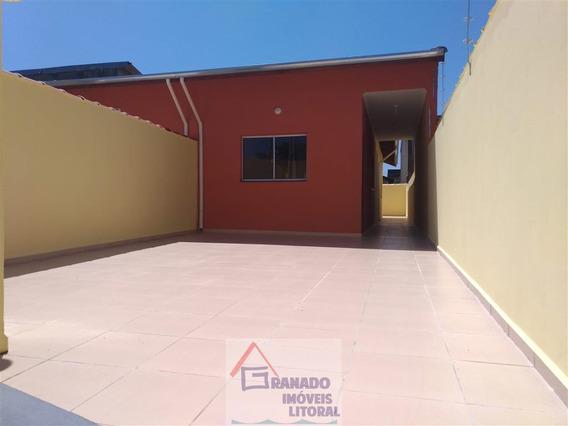 Casa Nova Em Itanhaém 2 Dorm E 2 Vagas De Carro. Financie