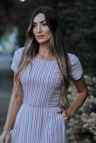 Vestido Longo - Moda Evangélica