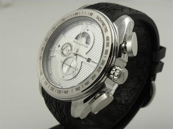 Relógio Porsche Regulator P6780