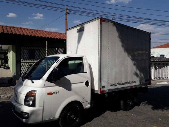 Hyundai Hr 2013 Bau Carga Seca 130cv Super Nova