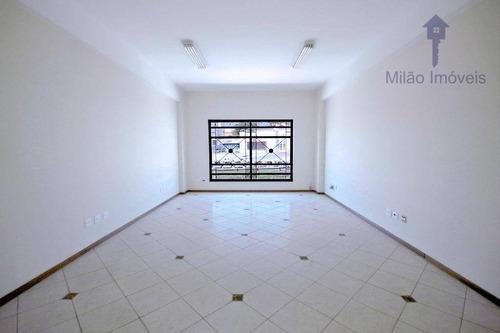 Sala Para Alugar, 62 M² Por R$ 1.900,00/mês - Centro - Sorocaba/sp - Sa0068