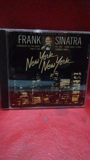 Frank Sinatra - New York - Cd Ed. 1983 - Cd Imp De Alemania