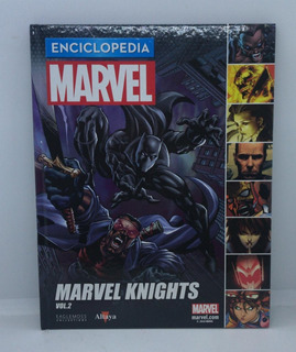 Enciclopedia Marvel Nº 25 Marvel Knights Volumen 2