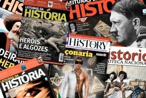 Lote 10 Revistas De História - Melhor Preço Do Ml