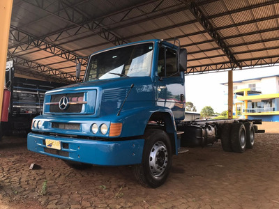 Mb L 1620 Truck Reduzido