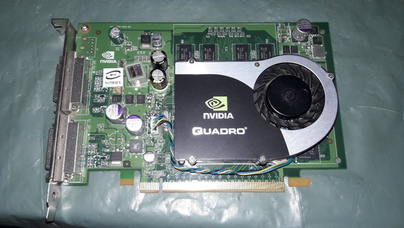 Nvidia Quadro Fx570 256mb Ddr2 128b Pcie X16 0wx397 (2266)