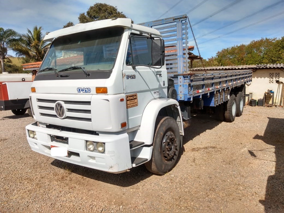 Vw 17210 Truck Carroceria