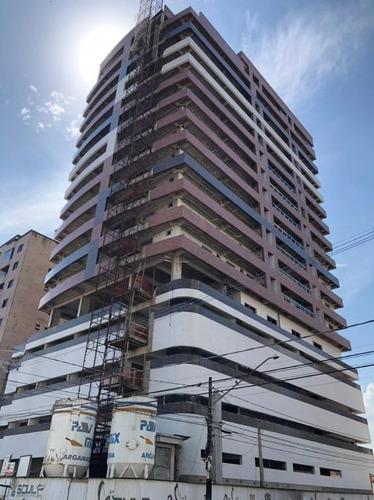 Imagem 1 de 28 de Apartamento Novo Próximo Da Praia  Com 1 Suíte  À Venda, 59 M² Por R$ 245.000 - Vila Guilhermina - Praia Grande/sp - Ap2746
