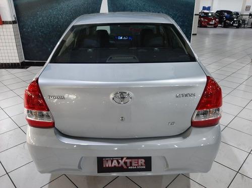 Imagem 1 de 11 de Toyota Etios 1.5 X Plus Sedan 16v 2020