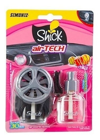 Simoniz Ambientador Chicle Airtech+rep 10ml