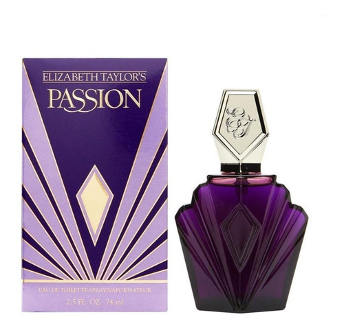Perfume Original Passion De Elizabeth - mL a $1418