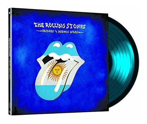 Vinilo : Rolling Stones - Bridges To Buenos Aires (3 Discos)