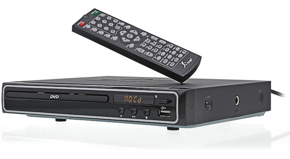 Dvd Player Com Saida Hdmi Pendrive Usb Mp3 Display Led