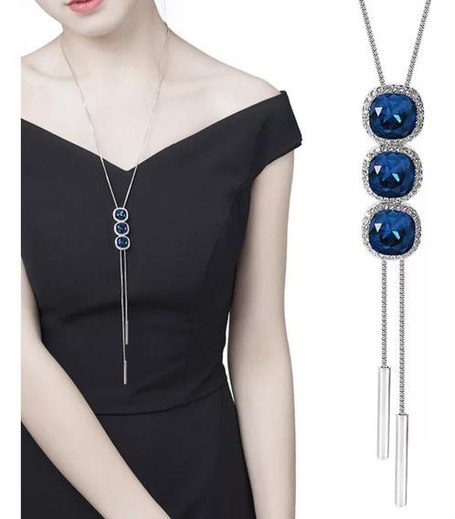 Collar Moda Cristal Varios Modelos Oferta Elige Una Pieza