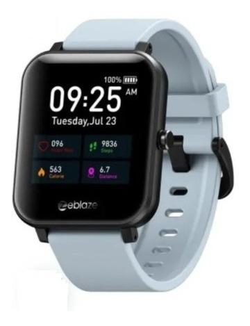 Imagem 1 de 2 de Smartwatch Relógio Inteligente Zeblaze Chamada Receber/fazer