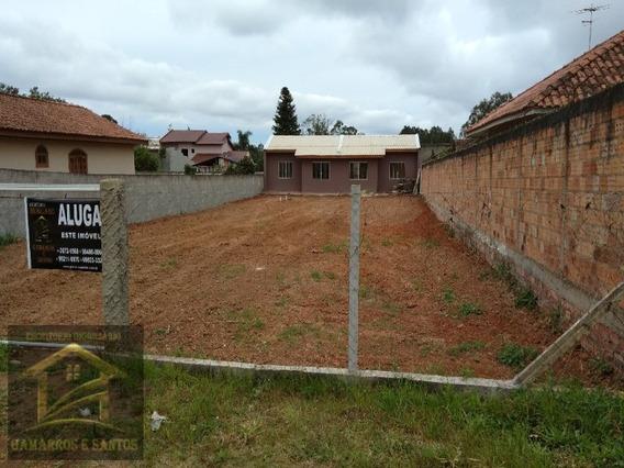 Aluga-se Casa Nova Com Amplo Terreno A 300m Da Logística Da Renault Em Quatro Barras - Ca00067 - 32777626